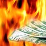 Burnout und Finanzen