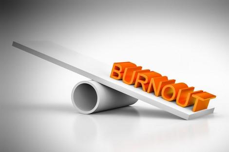 Burnout-Rückfall