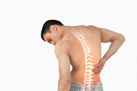 Rückenschmerzen und Burnout