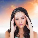 Burnout und Kopfschmerzen