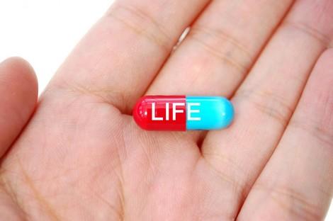 Vitamine als Burnout-Prävention